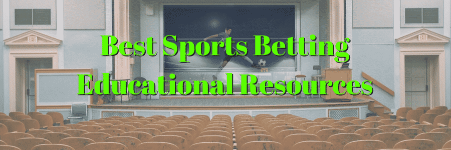 Best Sports Betting Educational Resources
